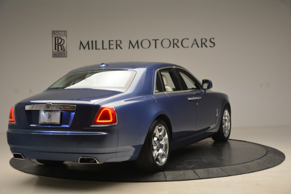 Used 2010 Rolls-Royce Ghost for sale $109,900 at Bugatti of Greenwich in Greenwich CT 06830 8