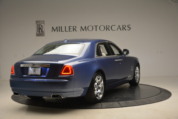 Used 2010 Rolls-Royce Ghost for sale $109,900 at Bugatti of Greenwich in Greenwich CT 06830 9