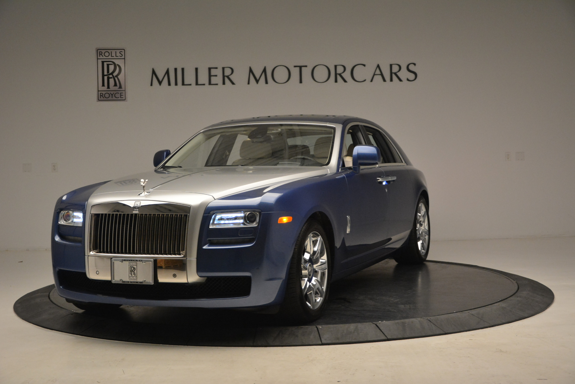 Used 2010 Rolls-Royce Ghost for sale $109,900 at Bugatti of Greenwich in Greenwich CT 06830 1