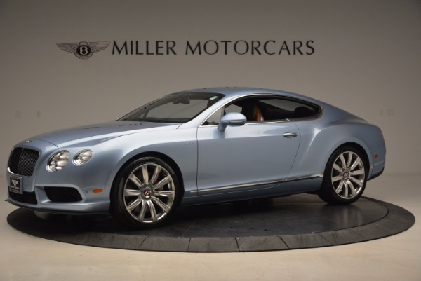 Used 2015 Bentley Continental GT V8 S for sale Sold at Bugatti of Greenwich in Greenwich CT 06830 2