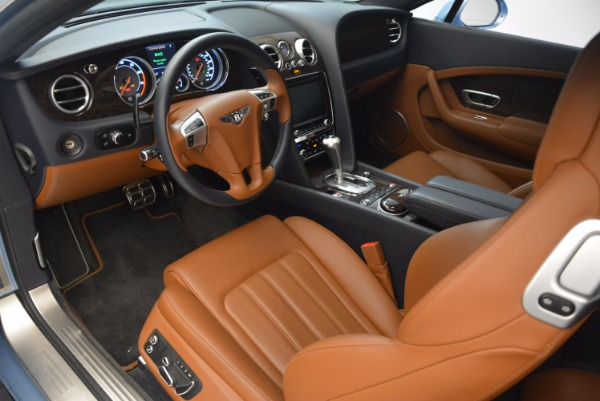 Used 2015 Bentley Continental GT V8 S for sale Sold at Bugatti of Greenwich in Greenwich CT 06830 22