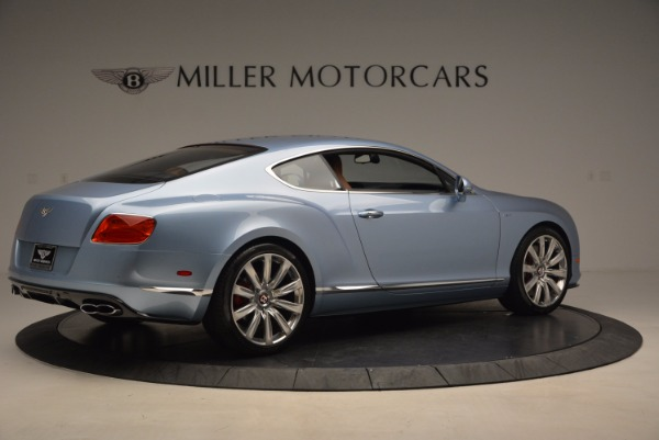Used 2015 Bentley Continental GT V8 S for sale Sold at Bugatti of Greenwich in Greenwich CT 06830 8
