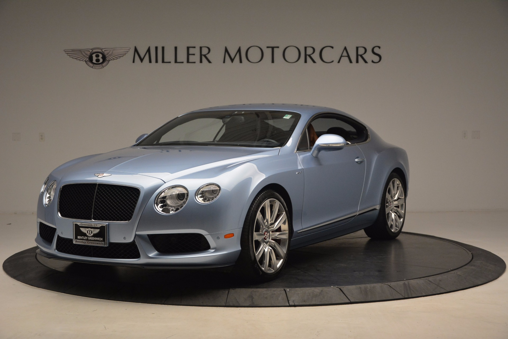 Used 2015 Bentley Continental GT V8 S for sale Sold at Bugatti of Greenwich in Greenwich CT 06830 1