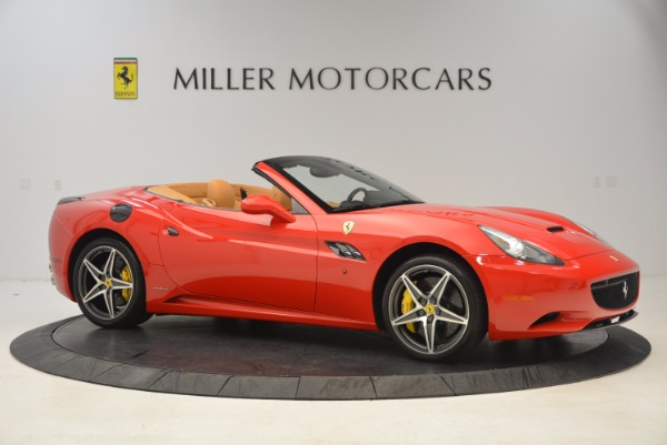 Used 2012 Ferrari California for sale Sold at Bugatti of Greenwich in Greenwich CT 06830 10