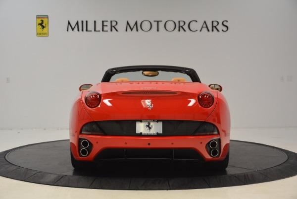 Used 2012 Ferrari California for sale Sold at Bugatti of Greenwich in Greenwich CT 06830 6