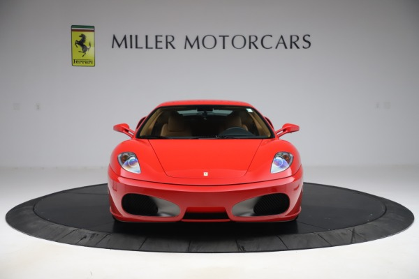 Used 2005 Ferrari F430 for sale $115,900 at Bugatti of Greenwich in Greenwich CT 06830 12