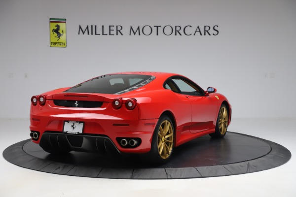 Used 2005 Ferrari F430 for sale $115,900 at Bugatti of Greenwich in Greenwich CT 06830 7