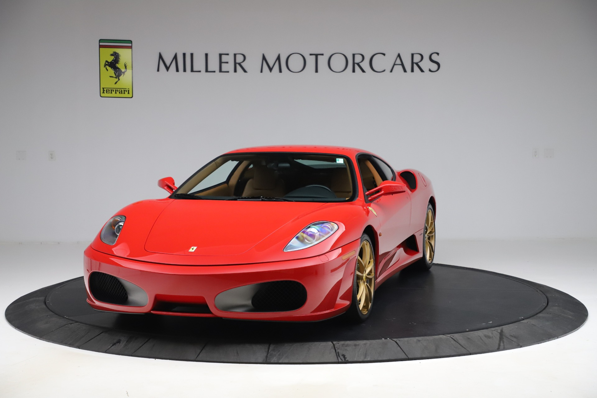 Used 2005 Ferrari F430 for sale $115,900 at Bugatti of Greenwich in Greenwich CT 06830 1