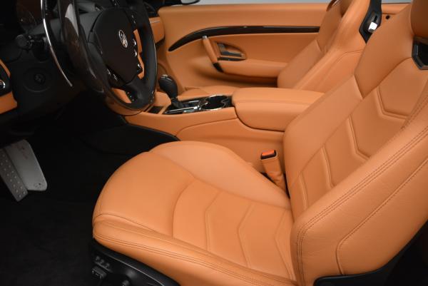 New 2016 Maserati GranTurismo Sport for sale Sold at Bugatti of Greenwich in Greenwich CT 06830 25