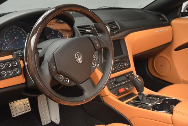 New 2016 Maserati GranTurismo Sport for sale Sold at Bugatti of Greenwich in Greenwich CT 06830 26