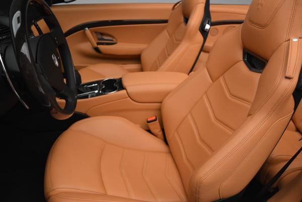 New 2016 Maserati GranTurismo Sport for sale Sold at Bugatti of Greenwich in Greenwich CT 06830 27