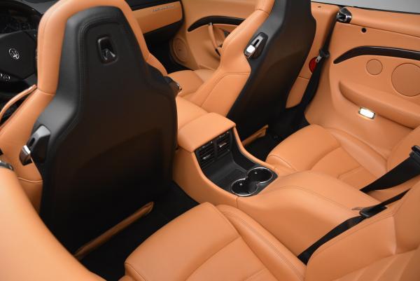 New 2016 Maserati GranTurismo Sport for sale Sold at Bugatti of Greenwich in Greenwich CT 06830 28