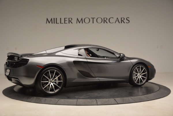 Used 2014 McLaren MP4-12C SPIDER Convertible for sale Sold at Bugatti of Greenwich in Greenwich CT 06830 21