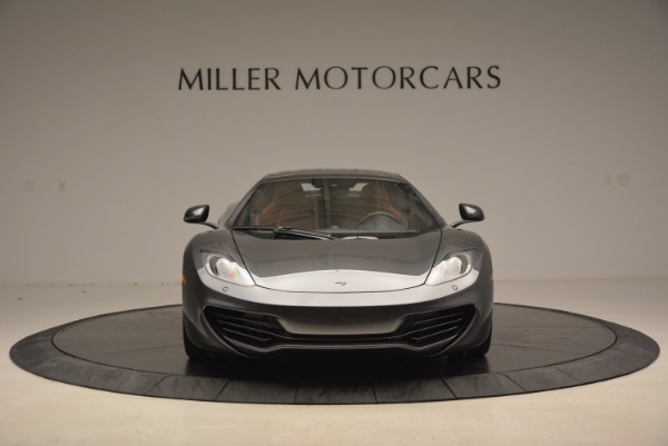 Used 2014 McLaren MP4-12C SPIDER Convertible for sale Sold at Bugatti of Greenwich in Greenwich CT 06830 25