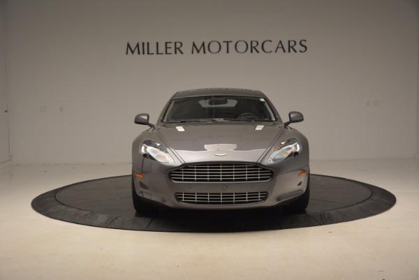 Used 2012 Aston Martin Rapide for sale Sold at Bugatti of Greenwich in Greenwich CT 06830 12