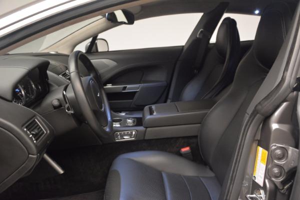 Used 2012 Aston Martin Rapide for sale Sold at Bugatti of Greenwich in Greenwich CT 06830 13