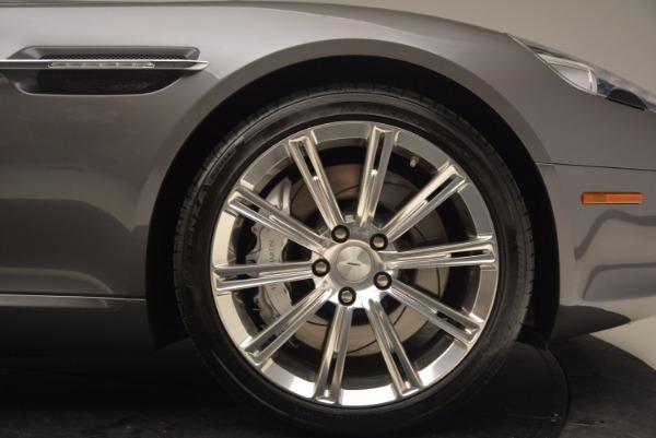 Used 2012 Aston Martin Rapide for sale Sold at Bugatti of Greenwich in Greenwich CT 06830 22