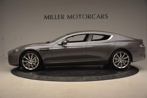 Used 2012 Aston Martin Rapide for sale Sold at Bugatti of Greenwich in Greenwich CT 06830 3
