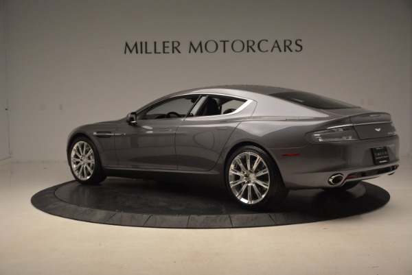 Used 2012 Aston Martin Rapide for sale Sold at Bugatti of Greenwich in Greenwich CT 06830 4