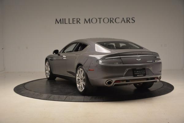 Used 2012 Aston Martin Rapide for sale Sold at Bugatti of Greenwich in Greenwich CT 06830 5