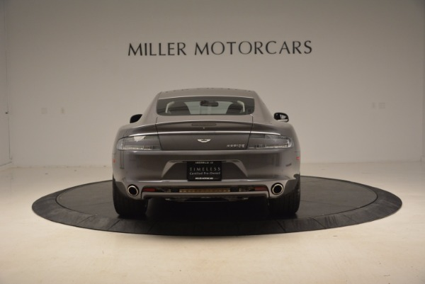Used 2012 Aston Martin Rapide for sale Sold at Bugatti of Greenwich in Greenwich CT 06830 6