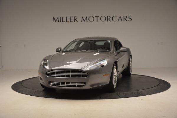 Used 2012 Aston Martin Rapide for sale Sold at Bugatti of Greenwich in Greenwich CT 06830 1
