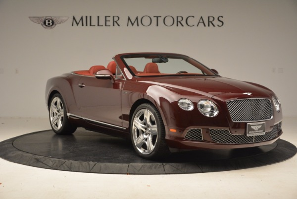 Used 2014 Bentley Continental GT W12 for sale Sold at Bugatti of Greenwich in Greenwich CT 06830 11