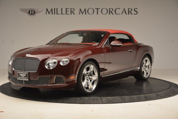 Used 2014 Bentley Continental GT W12 for sale Sold at Bugatti of Greenwich in Greenwich CT 06830 14