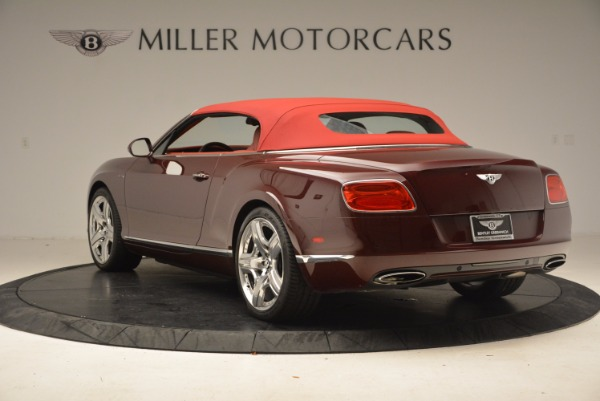 Used 2014 Bentley Continental GT W12 for sale Sold at Bugatti of Greenwich in Greenwich CT 06830 18