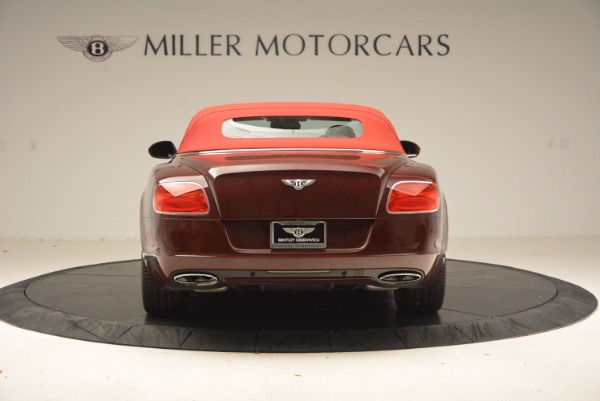 Used 2014 Bentley Continental GT W12 for sale Sold at Bugatti of Greenwich in Greenwich CT 06830 19