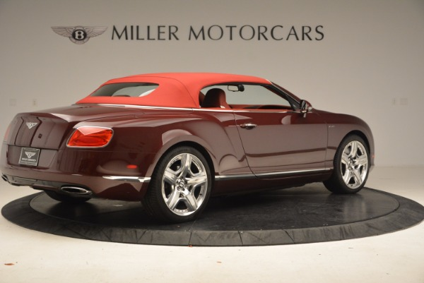 Used 2014 Bentley Continental GT W12 for sale Sold at Bugatti of Greenwich in Greenwich CT 06830 21