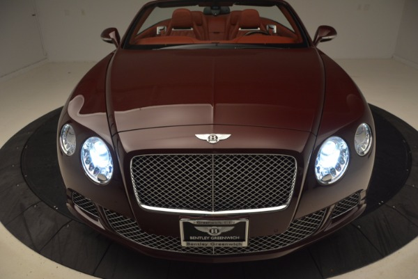 Used 2014 Bentley Continental GT W12 for sale Sold at Bugatti of Greenwich in Greenwich CT 06830 28