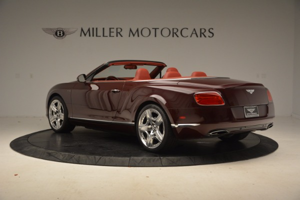 Used 2014 Bentley Continental GT W12 for sale Sold at Bugatti of Greenwich in Greenwich CT 06830 5
