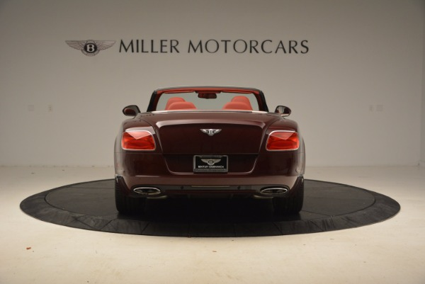 Used 2014 Bentley Continental GT W12 for sale Sold at Bugatti of Greenwich in Greenwich CT 06830 6