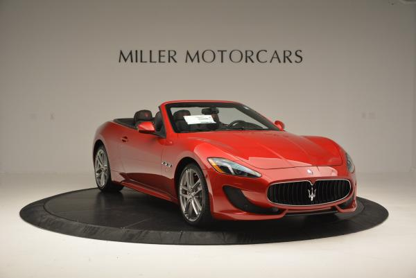 New 2017 Maserati GranTurismo Cab Sport for sale Sold at Bugatti of Greenwich in Greenwich CT 06830 11