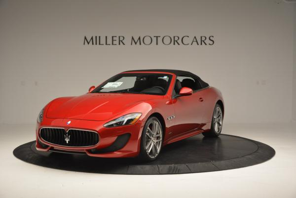 New 2017 Maserati GranTurismo Cab Sport for sale Sold at Bugatti of Greenwich in Greenwich CT 06830 13
