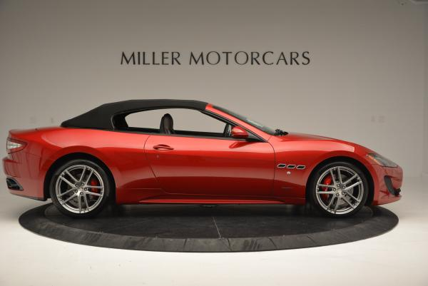 New 2017 Maserati GranTurismo Cab Sport for sale Sold at Bugatti of Greenwich in Greenwich CT 06830 16
