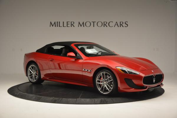 New 2017 Maserati GranTurismo Cab Sport for sale Sold at Bugatti of Greenwich in Greenwich CT 06830 17