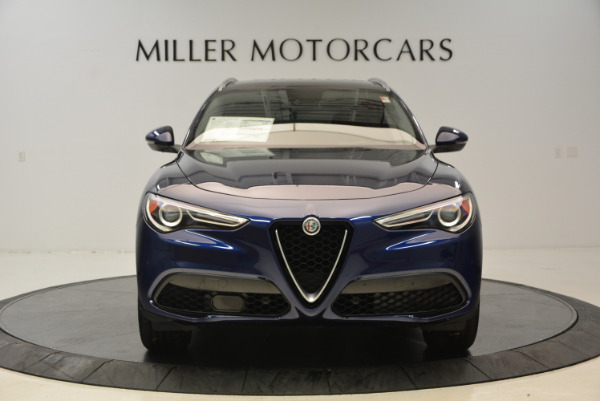 New 2018 Alfa Romeo Stelvio Ti Q4 for sale Sold at Bugatti of Greenwich in Greenwich CT 06830 12