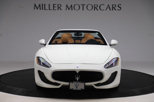 Used 2017 Maserati GranTurismo Convertible Sport for sale $84,900 at Bugatti of Greenwich in Greenwich CT 06830 12