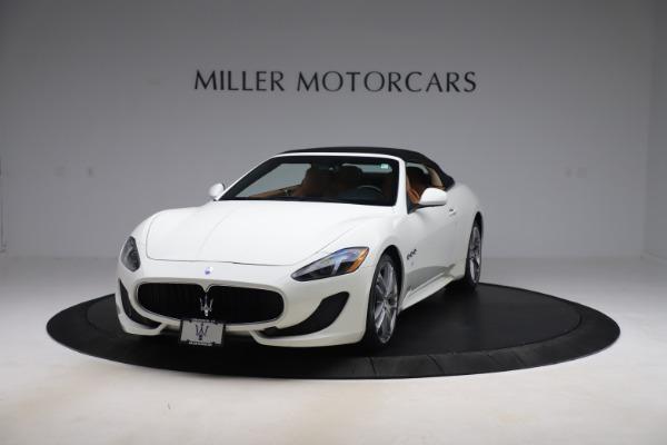 Used 2017 Maserati GranTurismo Convertible Sport for sale $84,900 at Bugatti of Greenwich in Greenwich CT 06830 13