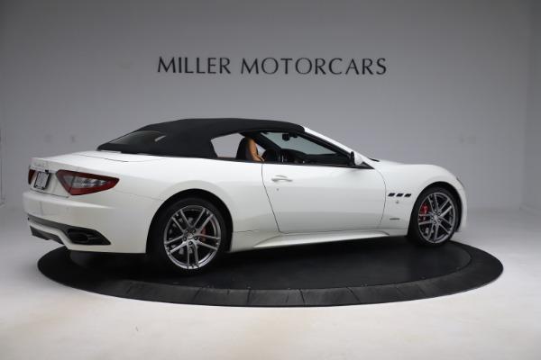 Used 2017 Maserati GranTurismo Convertible Sport for sale $84,900 at Bugatti of Greenwich in Greenwich CT 06830 19