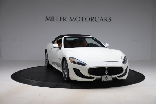 Used 2017 Maserati GranTurismo Convertible Sport for sale $84,900 at Bugatti of Greenwich in Greenwich CT 06830 22