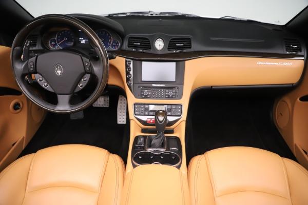 Used 2017 Maserati GranTurismo Convertible Sport for sale $84,900 at Bugatti of Greenwich in Greenwich CT 06830 26