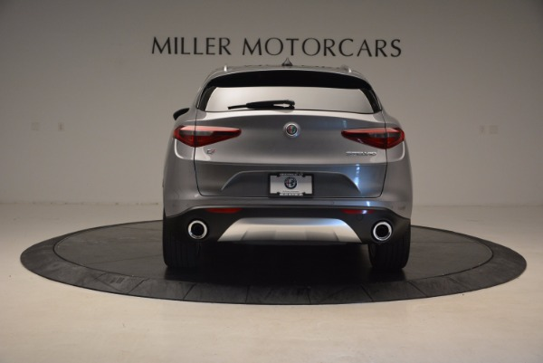 New 2018 Alfa Romeo Stelvio Q4 for sale Sold at Bugatti of Greenwich in Greenwich CT 06830 6
