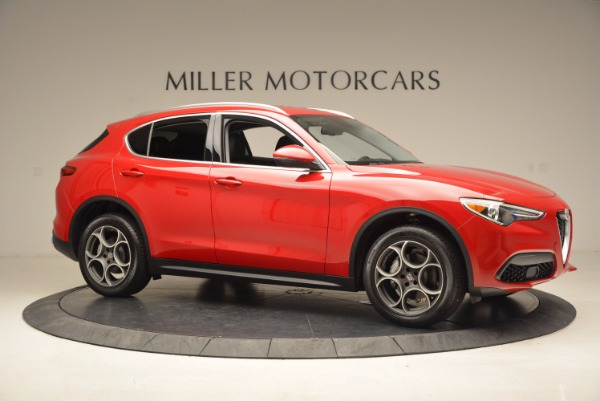 New 2018 Alfa Romeo Stelvio Q4 for sale Sold at Bugatti of Greenwich in Greenwich CT 06830 10