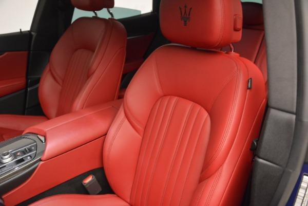 Used 2017 Maserati Levante S Q4 for sale Sold at Bugatti of Greenwich in Greenwich CT 06830 16