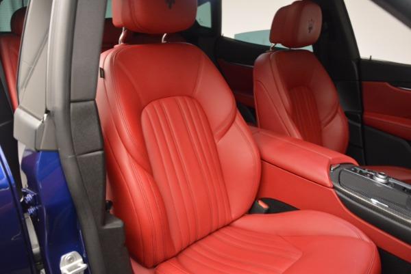 Used 2017 Maserati Levante S Q4 for sale Sold at Bugatti of Greenwich in Greenwich CT 06830 25