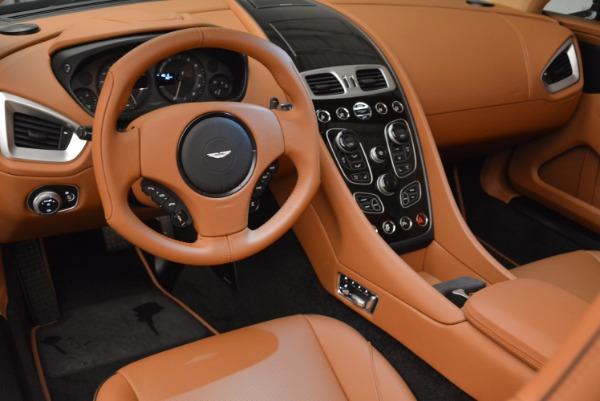 New 2018 Aston Martin Vanquish S Volante for sale Sold at Bugatti of Greenwich in Greenwich CT 06830 23