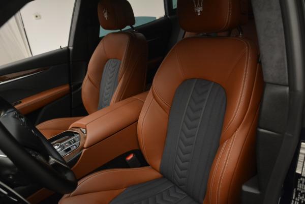 Used 2018 Maserati Levante Q4 GranLusso for sale $61,900 at Bugatti of Greenwich in Greenwich CT 06830 13